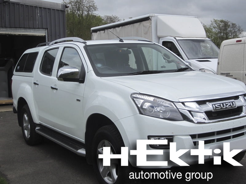 Old Dmax Canopy 3 copy & Isuzu Dmax Canopy for Sale in Australia | Hektik Group