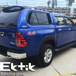 SJS CANOPY TOYOTA HILUX & Ford Ranger Canopy for Sale in Australia | Hektik Group