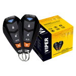 Viper 5105VR 1-Way Security and Remote Start System