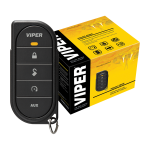 Viper 5606VR 1-Way Security + Remote Start System
