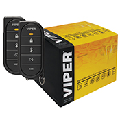 Viper 5610V Responder 1-Way Digital Remote Start & Security