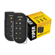Viper 5806VR 2-Way LED security with remote start