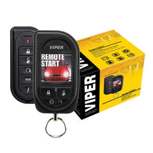 Viper 5906VR 2-Way OLED Colour Security with Remote Start