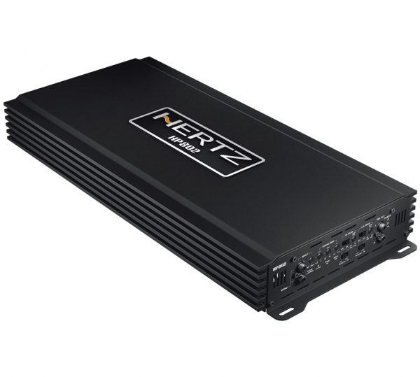 HP 802 STEREO AMPLIFIER WITH CROSSOVER