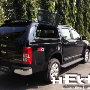 Holden Colorado Canopy 3