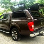 Navara Canopy Brown